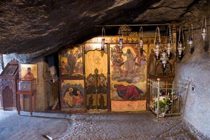 Σπήλαιο της ΑποκάλυψηςΦωτογραφίες